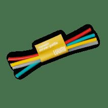 Luumi Silicone Straws - 4 pack