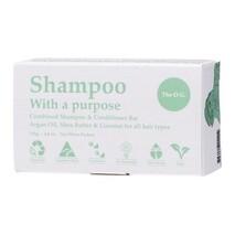 Shampoo with a Purpose Shampoo and Conditioner Bar - SALE